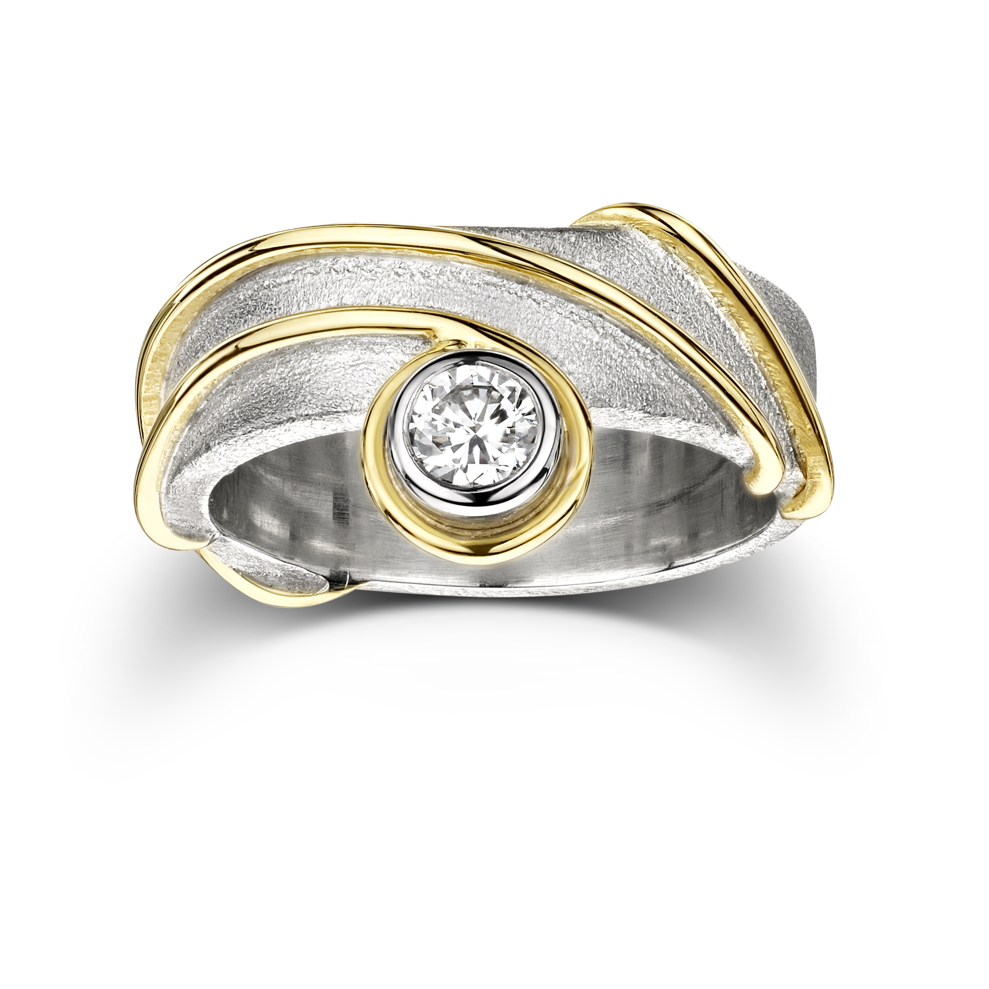 bespoke rings diamond product ring solitaire of house mccue engagement