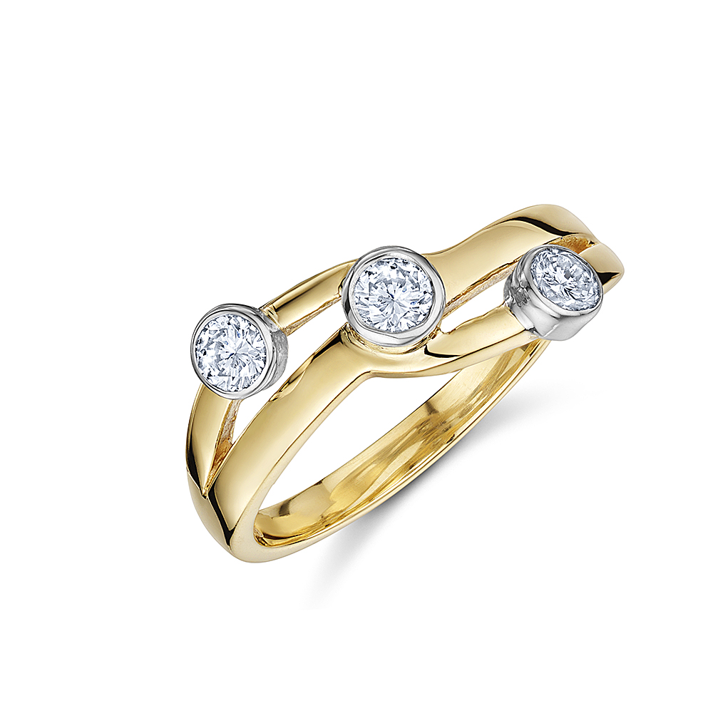 3 Diamond Twist