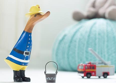 Fireman Duck