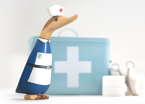 Nurse Duck