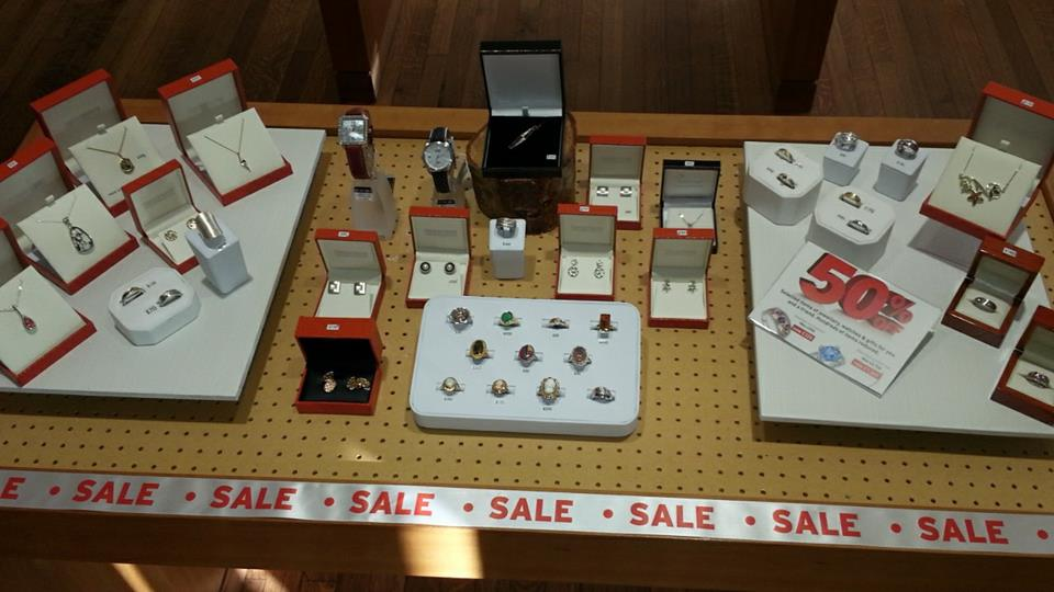 Hodgkinson Jewellers 50% OFF Sale