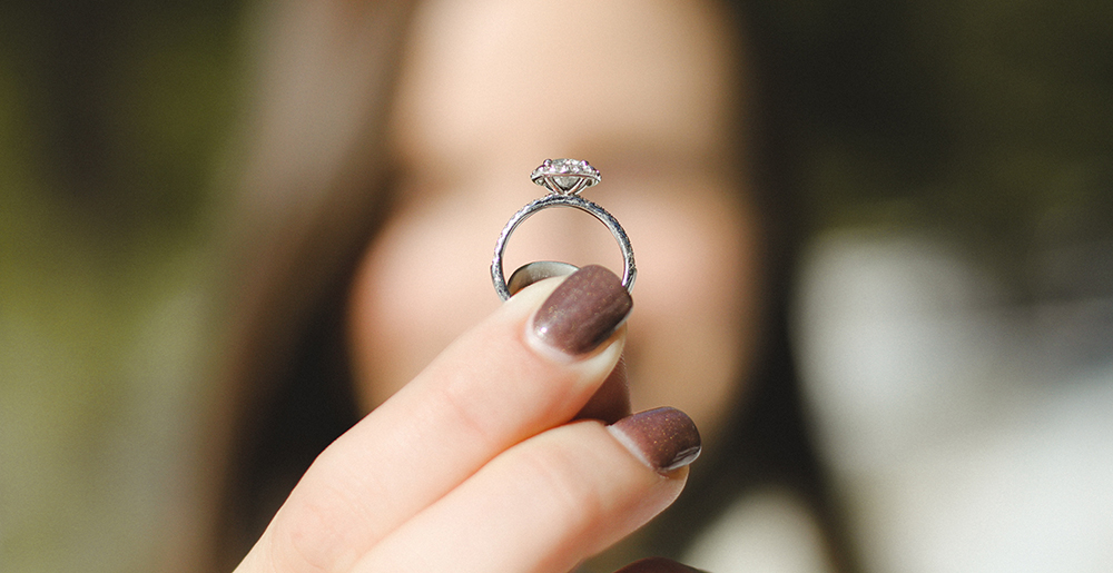 Design your Engagement Ring - Photo: Jeremy Bishop