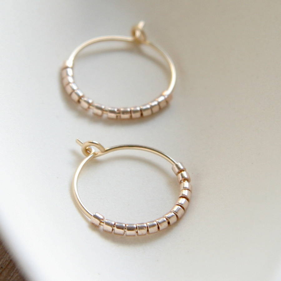 Beaded Aerrings